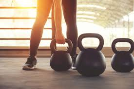 Les bons exercices avec une Kettlebell