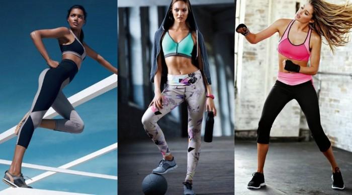 Mode sportive