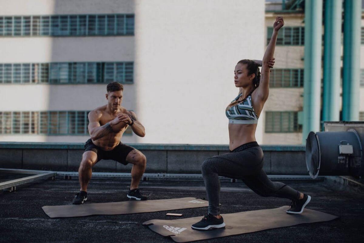 Musculation running
